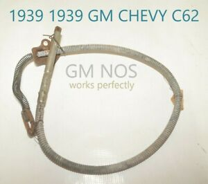 1938 1939 Gm C62 Emergency Parking Brake Cable Antique Vintage Classic Nors