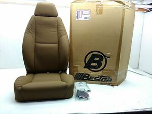 Bestop 3973637 High back Reclining Front Bucket Seat 1976 Up Jeep Wrangler