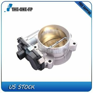 Throttle Body For Chevy Silverado 1500 5 3l 6 2l 6 0l 2009 2010 2011 2012 2013