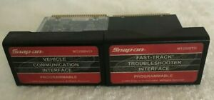 Snap On Mt2500 Mtg2500 Scanner Vci Tsi Programmable Cartridges Domestic Asia