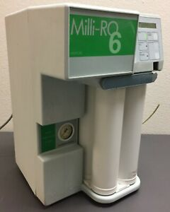 Millipore Zfrol6006 Milli q Plus Of Water Purification System
