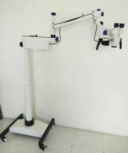 3 Step Magnifications Ent Surgical Operating Microscope