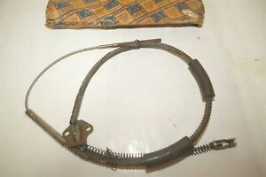 Gm Chevy C63 3 4 Ton Truck Emergency Parking Brake Cable Antique Classic Nos New