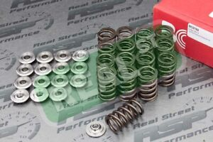 Brian Crower Valve Springs And Retainers For Dodge Neon Eclipse Rs 420a Bc0160