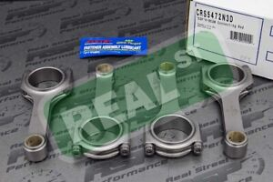Eagle Forged H Beam 5 472 Connecting Rods Eclipse Rs Neon 420a 2 0l Sohc Dohc