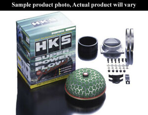 Hks Super Power Flow Reloaded Kit Intake Filter System For Rx 7 1993 95 13b Rew