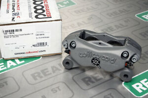 Wilwood Brake Caliper Forged Dynalite 1 75 Pistons 81 Disc Ano 120 6816