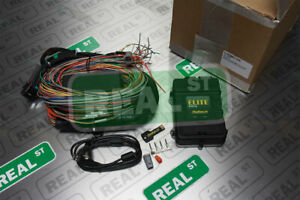 Haltech Elite 1500 Dbw Ecu With 2 5m 8ft Premium Universal Harness Kit Ht 150904