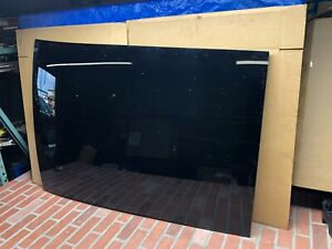 2004 2009 Cadillac Srx Front Upper Panoramic Roof Sunroof Window Glass Panel Oem