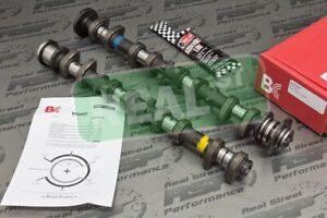 Brian Crower Cams Stage 2 Turbo For Scion Tc Corolla 2azfe 2a zfe 2 4 Camshafts