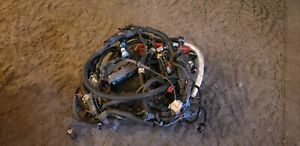 01 02 Camaro Ls1 Automatic 4l60e Auto A4 Engine Wiring Harness Transmission Swap