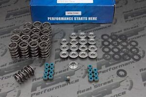 Supertech For Toyota Corolla 4age 16v 73lb Dual Valve Springs Ti Retainers Kit