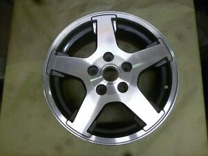 2005 Jeep Grand Cherokee 17 Inch Alloy Wheel Hollander 9055 B