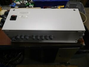 Enclosed Industrial Control Panel Bw 869974 24 11 9
