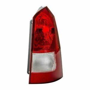 For Ford Focus Wagon 2000 2001 2002 2003 Tail Lamp W red Trim Right Passenger