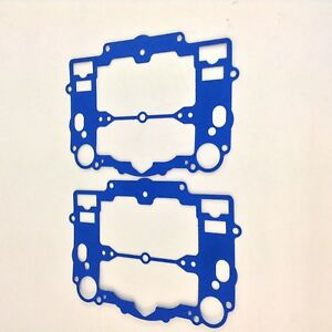 2 Pack Non Stick Edelbrock Carburetor Fuel Bowl Gasket 1477 1405 1406 1407 1409