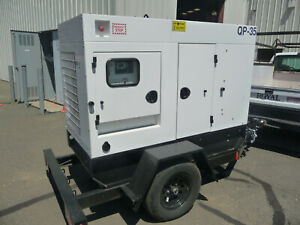 New Qp 35 Quiet Power 35kva 28 Kw Diesel Generator Southwest Products