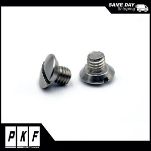 1935 1939 Ford Closed Car Pickup Windshield Frame Screw Kit Stainless