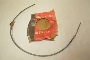 1953 Chevy 3 4 Ton Truck Lisle Emergency Parking Brake Cable C85 Antique Nors