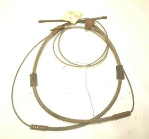1942 1947 Gm Cadillac Lisle Bx 1106 Emergency Parking Brake Cable Antique Nos