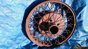 Whippet Wire Wheel 19 Inch