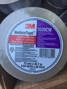 Venture Tape Hvac Aluminum Foil Tape 2 83 X 50 Yd 3520cw Buy More Save