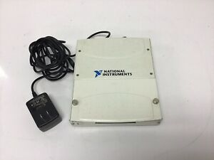 Ni National Instruments Daqpad 6016 Multifunction I o Device For Usb W Adapter