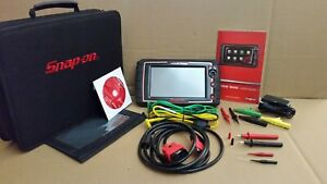 Snap on Eems341 Modis Edge Touch Scanner Scope 2019 V19 2 1 Euro Asian Dom Nice