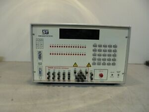 Scientific Test Semiconductor Tester 5300hs High Current Booster Hc 500 Relay