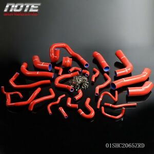 Fit For Toyota Supra Ma70 Mk3 7m Gt 7mgte Turbo 3 0l Silicone Radiator Hose Pipe
