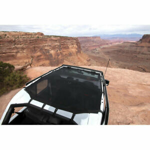 Rugged Ridge 13579 71 Black Full Eclipse Sun Shade For 18 19 Wrangler 4 Door Jl