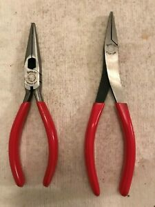 Snap On Small Pliers Set
