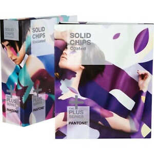 Pantone Gp1606n Solid Chips Coated Uncoated Color Matching System