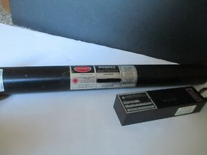 Hughes Helium Neon Laser Head 3225h pc 10 Mw Max Output Tested And Working
