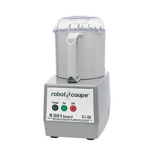 Robot Coupe R301b Benchtop Countertop Food Processor