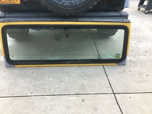 2000 Jeep Wrangler Tj Windshield Frame Used