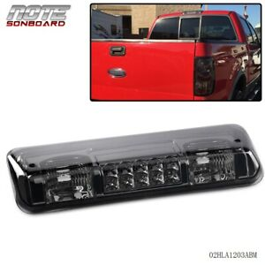 For 2004 2008 Ford F150 Dual Rows Led Third 3rd Tail Brake Light Cargo Lamp