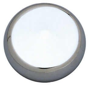 Grant 5894 Horn Button Steel Chrome Grant Classic Challenger Series Wheels