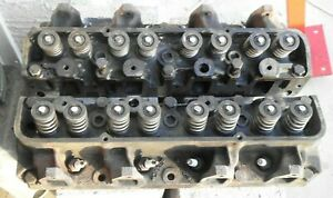 Ford Fe Cylinder Heads 352 360 390 427 428 Gt Oem Factory Original Condition