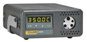 Fluke 9100s a 156 Dry Well Calibrator 1 16 1 4 In Hole