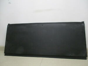 2003 2006 Chevrolet Avalanche Number 3 Rear Bed Hard Tonneau Cover Oem
