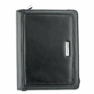 At a glance Day Runner Day Planner Windsor Quickview Refillable Black 101 02