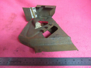 Nos Gm 1967 1969 Camaro Rear Deck Trunk Lid Support Hinge Left Z28 Rs Ss Z28