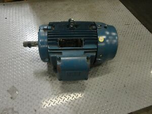 Weg 20 Hp Electric Motor R01518et3y160l w22 W22 Tru metric