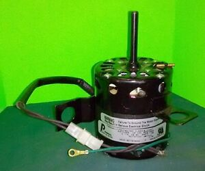 Small Packard Draft Inducer blower Vent Fan Motor