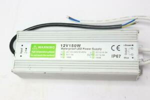 Led Driver 12v 150w Waterproof Electronic Driver Transformer 12v 12 5a Power