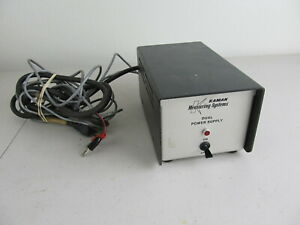 Kaman P 3200 Measuring Systems Dual Power Supply Tested Working