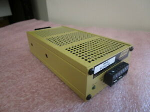 Acopian W15ft740 15v Switching Regulated Power Supply