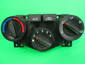 09 2009 Kia Rio Manual Climate Ac Heater Temperature Control Unit Oem