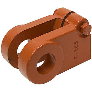 100000362 Clevis 1 1 2 12 Thread 1 1 4 Pin Holes 9 7616